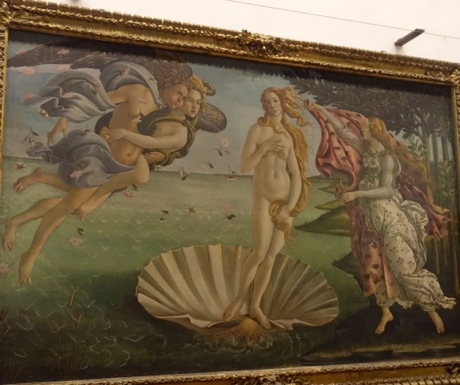 6 Cant Miss Experiences in Florence-Uffizi-Birth of Venus by Botticelli