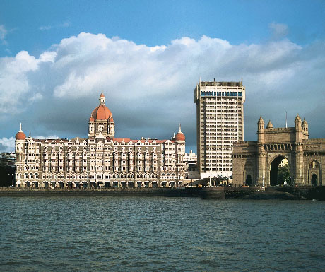 7. Magical morning tour of Mumbai; stay at Taj Mahal Palace