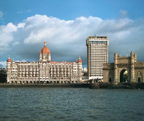 7. Magical morning tour of Mumbai; stay at Taj Mahal Palace