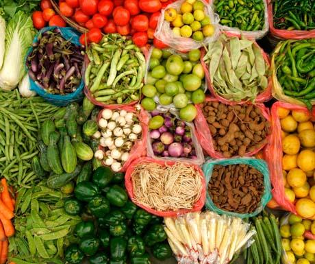 Burma-market