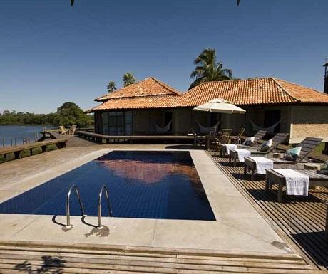 Caiman Eco Lodge in the Pantanal