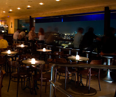 Cocktails and panoramas