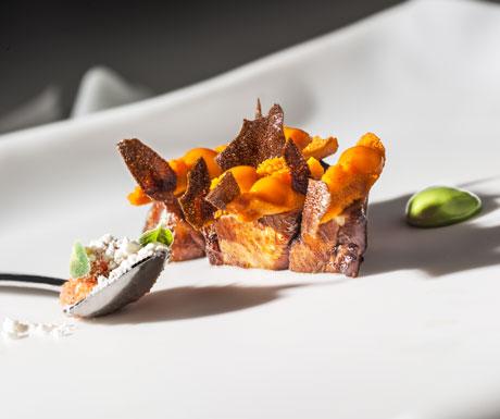 Diverxo-Foie-Erizos