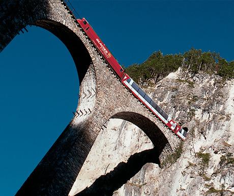 Glacier Express - Exhilirating-train-ride