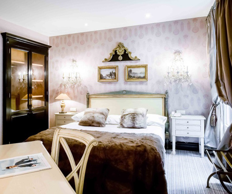 Hotel Chateaubriand, Paris