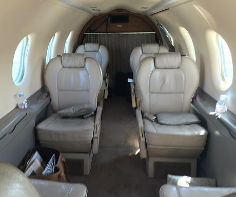 Inside the Pilatus PC-12