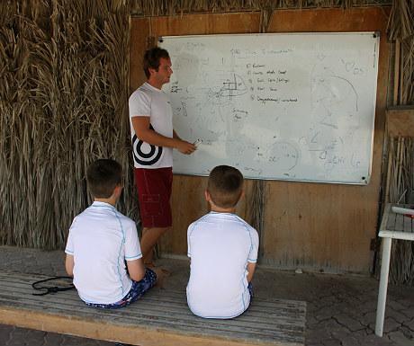 JA Palm Treet Court sailing theory