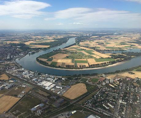 Outskirts of Frankfurt
