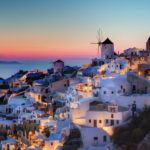 Top 5 luxury vacation spots in Greece