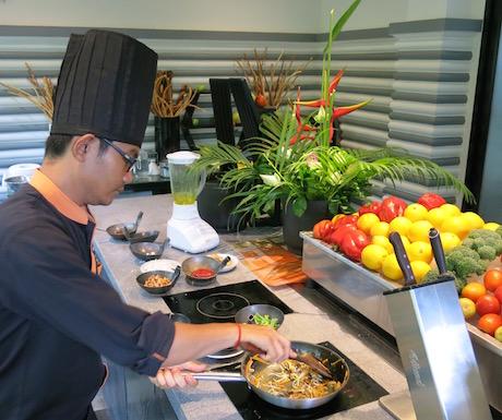 Shinta Mani Cooking 3