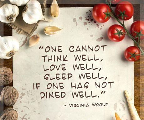 Virginia Woolfe quote
