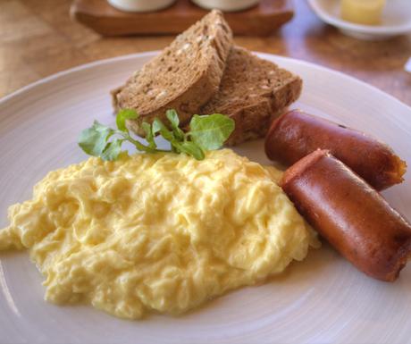 Amankila breakfast