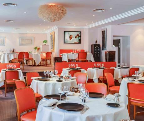restaurant Citrus etoile, Paris