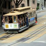 The history of the San Francisco cable car
