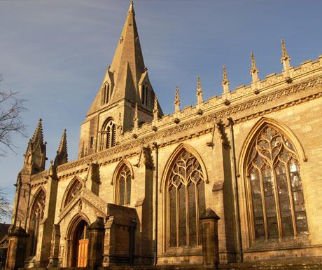 St Denys Church, Sleaford
