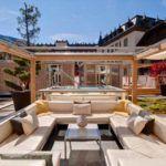 Backstage Spa in Zermatt