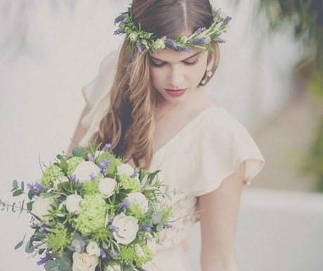 Bridal Florist - credit: Eloy Muñoz Photography