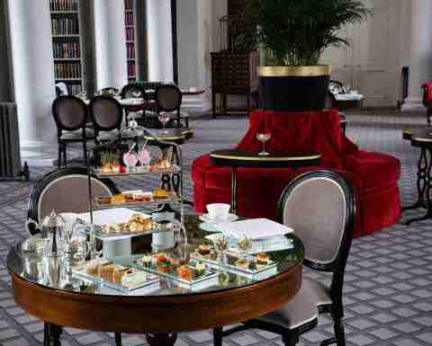 Colonnades Afternoon Tea