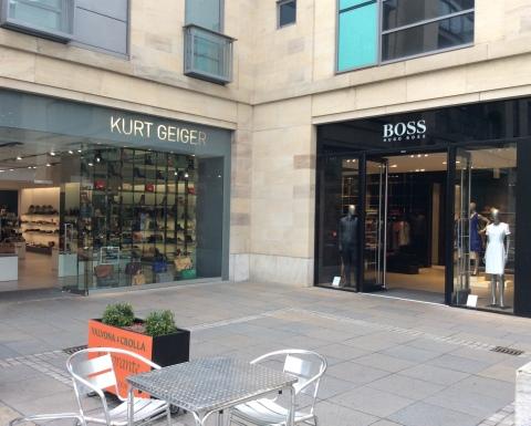Designer Retail Therapy