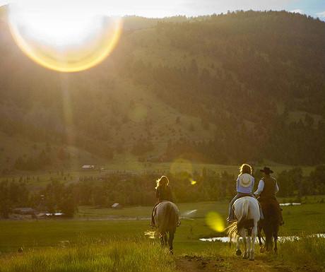 Elegant Stories - Rock Creek Montana