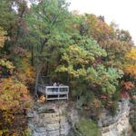 A rising star: Starved Rock State Park