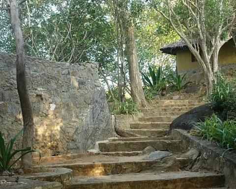 Galapita Eco Lodge, Buttala