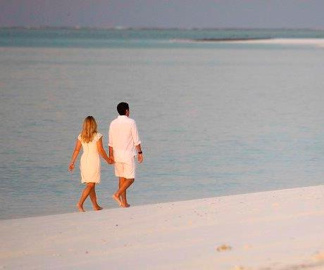 Honeymoon Couple Beach Mnemba Island
