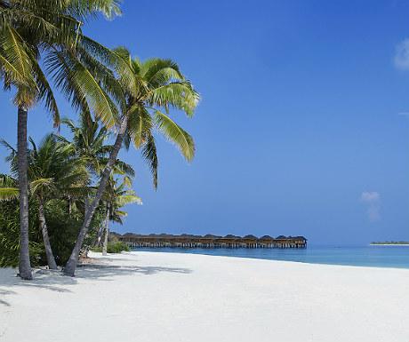 JA Manafaru beach
