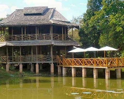 Kingfisher Eco Lodge, Xe Pian National Park