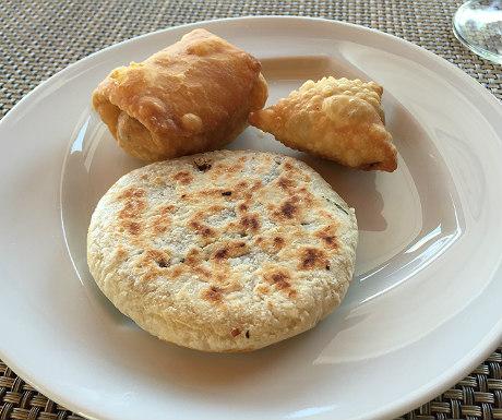 Maldivian snacks
