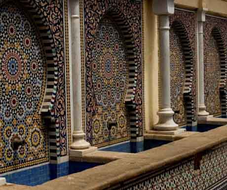 Morocco Baths