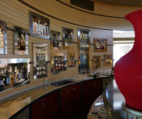 Parkheuval Restaurant bar