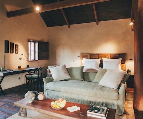 Phum Baitang - Villa Bedroom