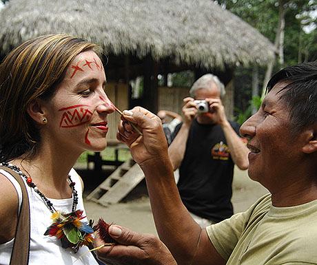 Suramerica, Ecuador, Amazonia