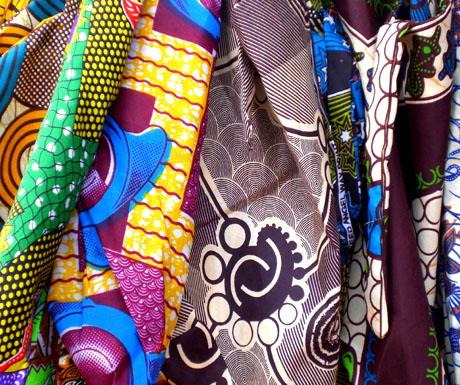 Uganda textiles