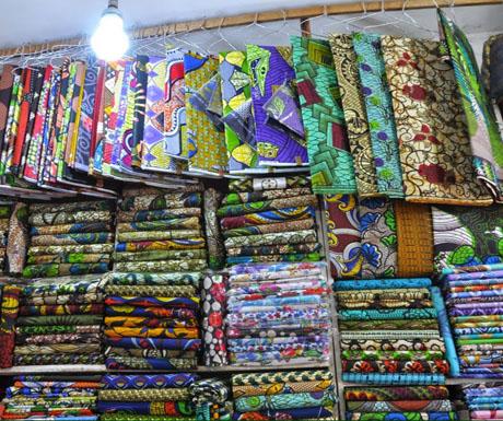 Ugandan fabrics