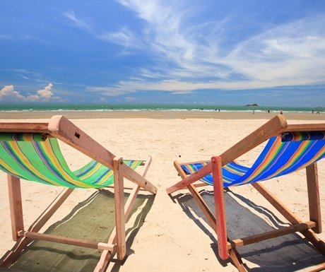 Where to find a luxury stay in Hua Hin