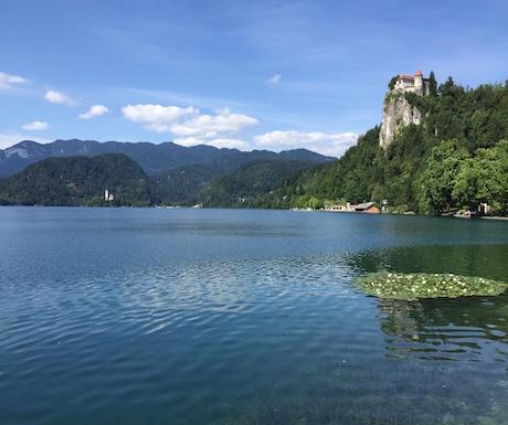2. Visit Lake Bled Castle