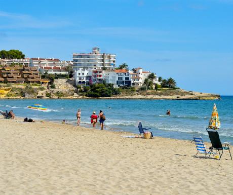Altafulla beach Spain