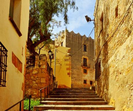 Altafulla old town