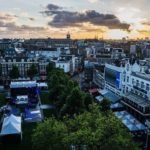 Photograph of the week: View over Amsterdam