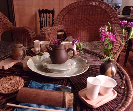 Caj Chai Teahouse in Barcelona