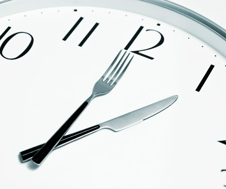 Dine on time
