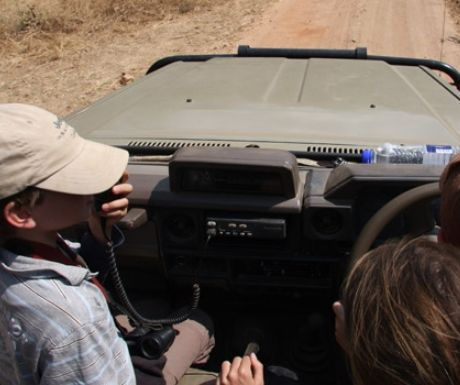 Game Drive From Robins House