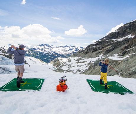Glacier Golf
