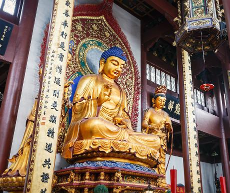 Hangzhou temple