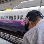 The other 'miracle' of the Japanese bullet train