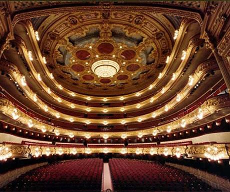 Liceu Theatre in Barcelona