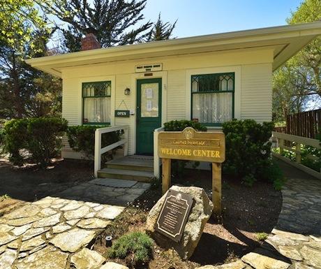 Michael Murphy's first house