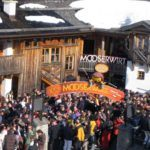 Apres ski at Mooser Wirt St Anton